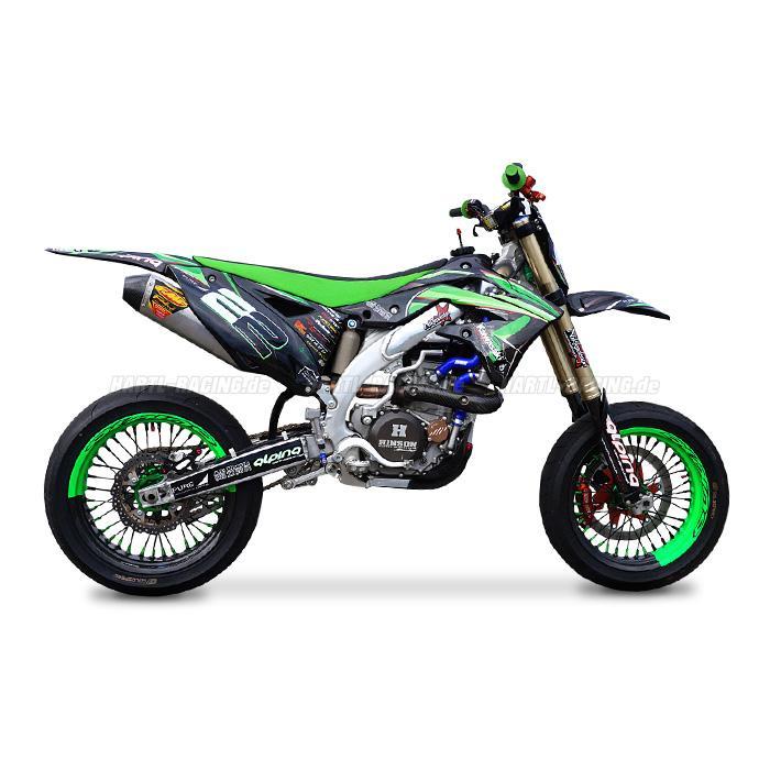 Supermoto Wheels For Kawasaki F