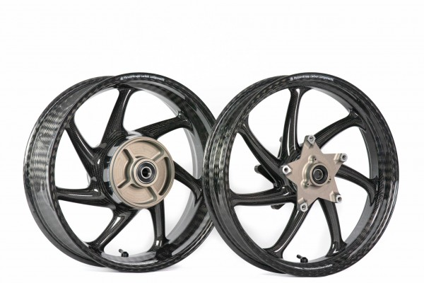 Carbon Räder von TKCC - Kawasaki Z900RS/Cafe