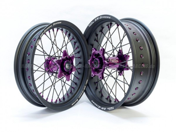 FaBa Supermoto Wheels