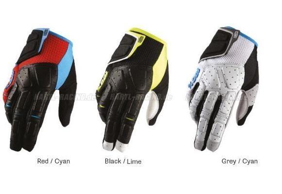 100% Simi Gravity- und Enduro Handschuh