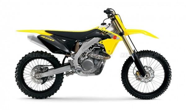 Haan MX / EN Räder - Suzuki RMZ