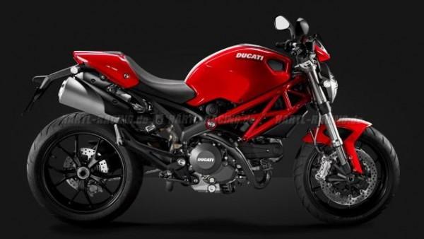 Jonich Speichenräder - Ducati Monster 796