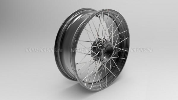 Jonich Speichenräder - Ducati Streetfighter