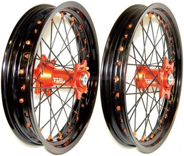 FaBa Flattrack Räder - KTM SXF/EXC