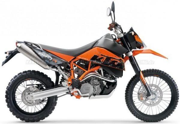 Haan Speichenräder - KTM Super Enduro 950