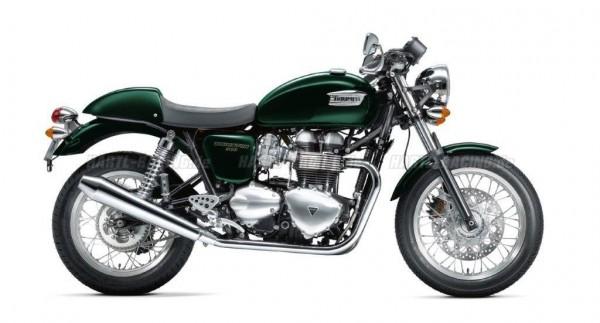 Jonich Speichenräder - Triumph Thruxton (04-15)