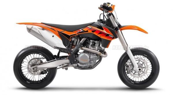 Haan Supermoto Räder - KTM SMR / EXC / SXF