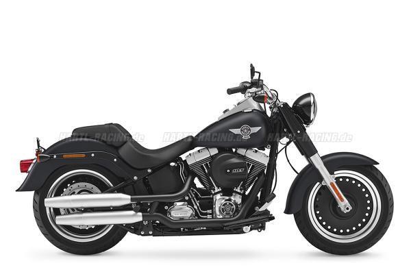 Jonich Speichenräder - Harley Davidson Softail Fat Boy