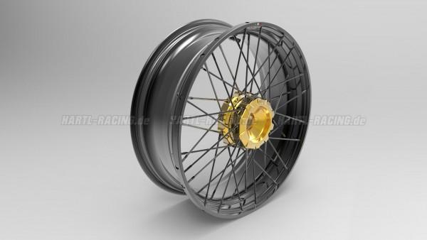 Jonich Speichenräder - Triumph Speed Triple 1050 (08-10)