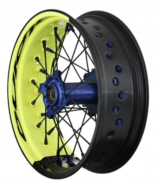 "Alpina Wheels KTM Duke 690 ""B-Color-Pack"""