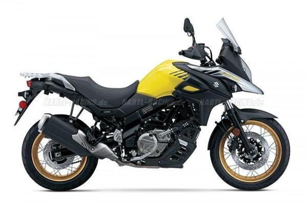 Haan Speichenräder - Suzuki DL 650 V-Strom