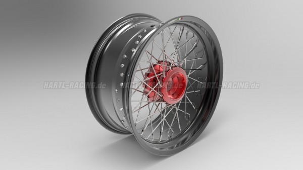 Jonich Speichenräder - Ducati Diavel