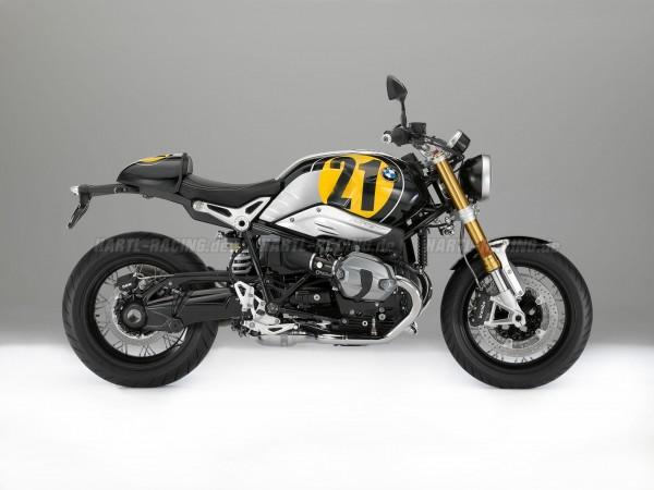 Jonich Speichenräder - BMW R nine T (ab 2017)