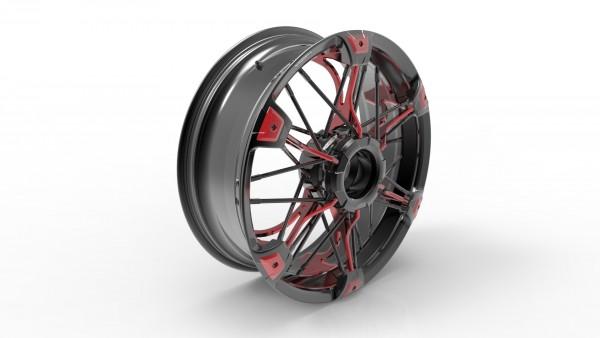 JoNich Wheels Spider - Ducati Einarmschwinge