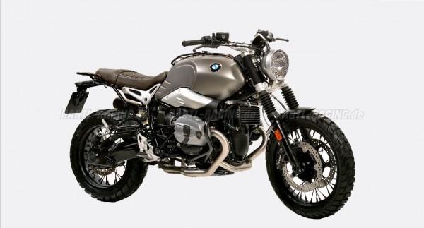 Alpina Speichenräder - BMW R9T Scrambler