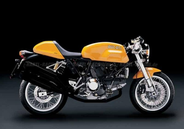 FaBa Speichenräder - Ducati Sport 1000