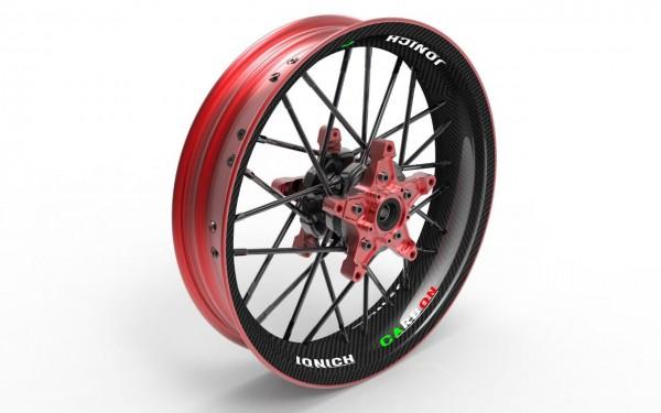 JoNich Wheels Carbon - Ducati Monster 696 / GT1000 / Sport Classic